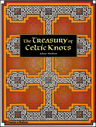 The Treasury of Celtic Knots - Meehan, Aidan
