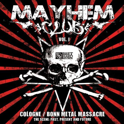 Cologne - Mayhem Club Vol. 1 - Cologne / Bonn M...
