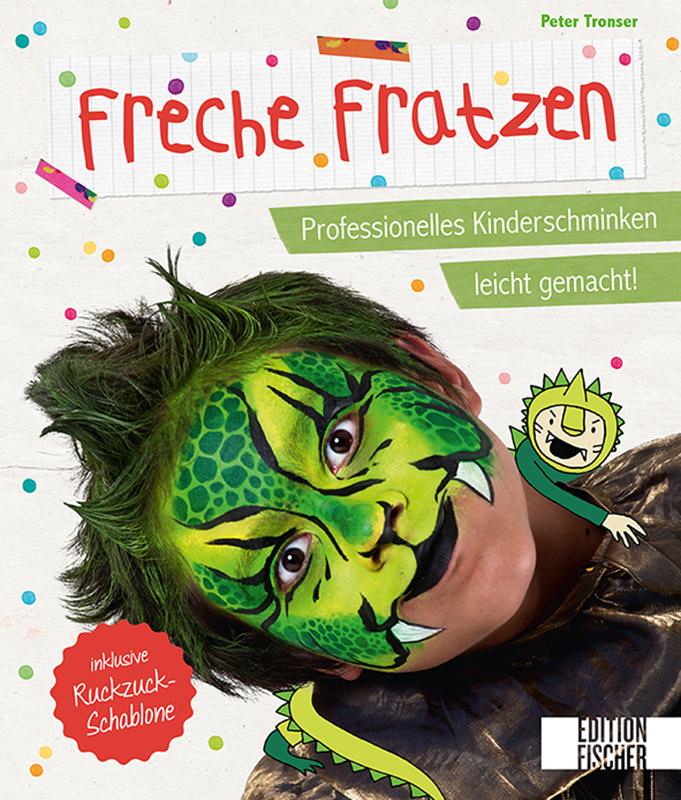 Freche Fratzen: Professionelles Kinderschminken...