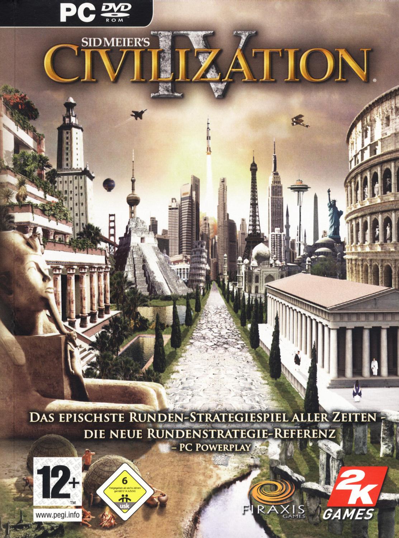 Sid Meier´s Civilization IV [Software Pyramide]