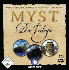 Myst - Die Trilogie [Software Pyramide]