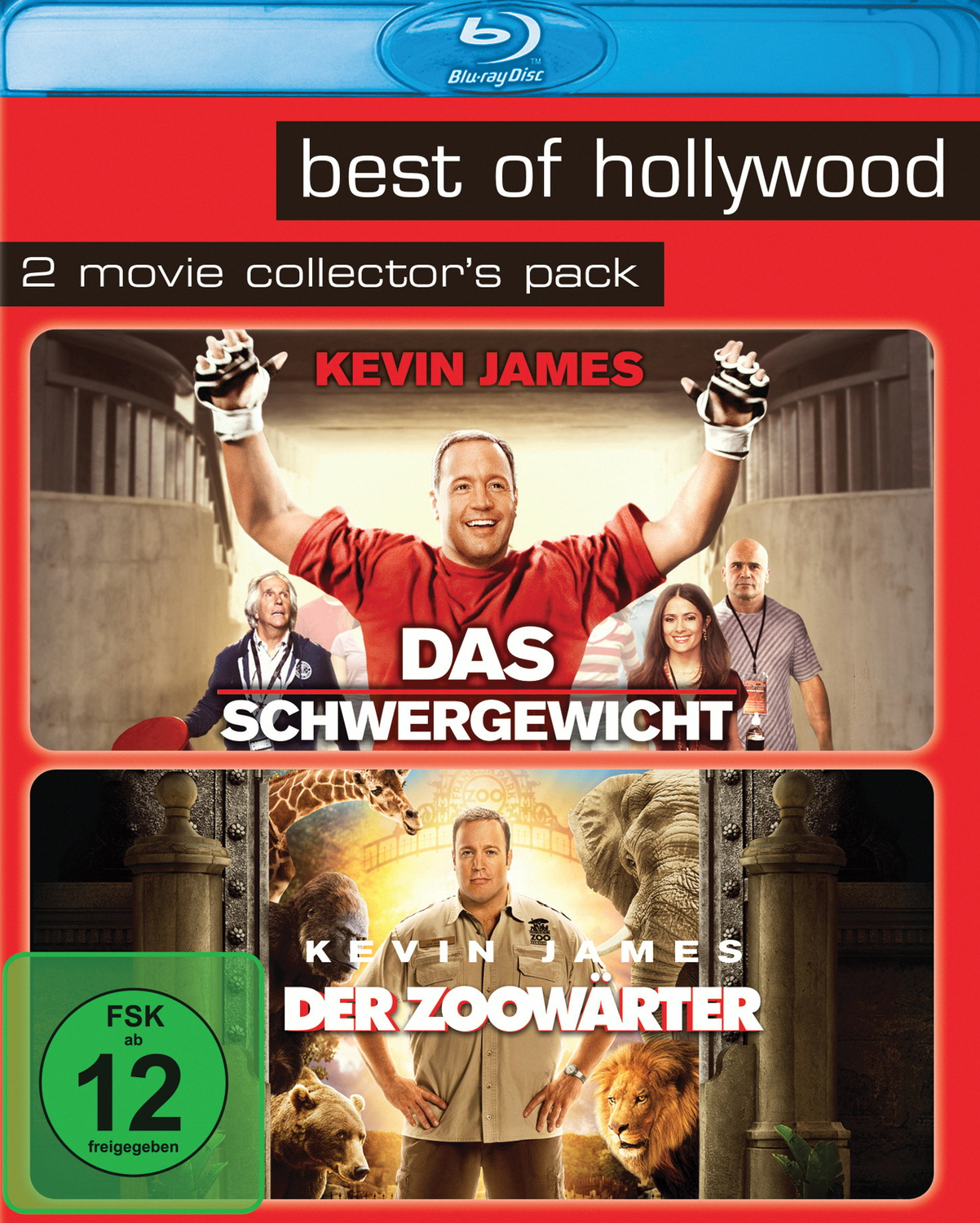 Best of Hollywood/2 Movie Collector´s Pack: Das...