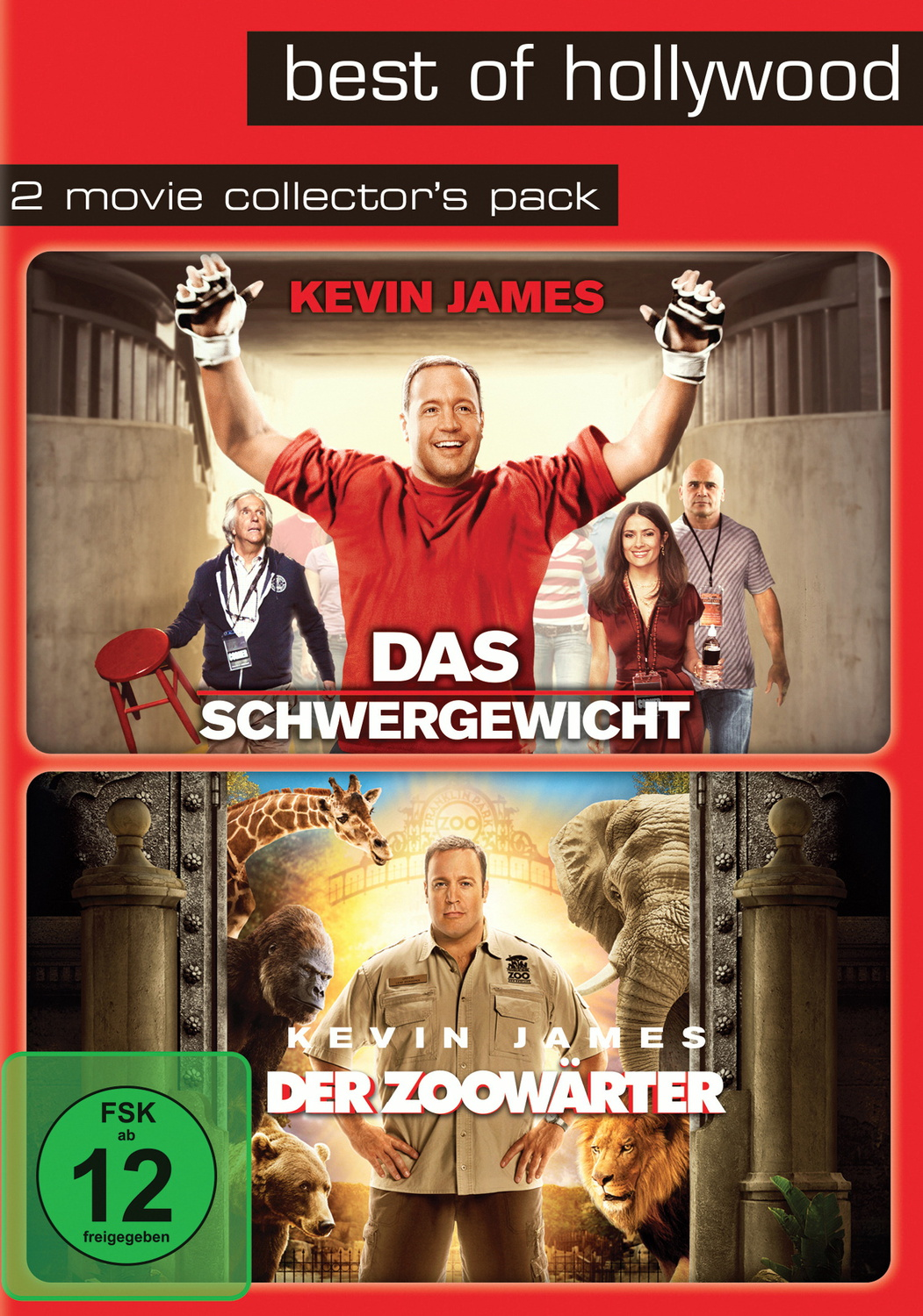 Best of Hollywood - 2 Movie Collector´s Pack: D...