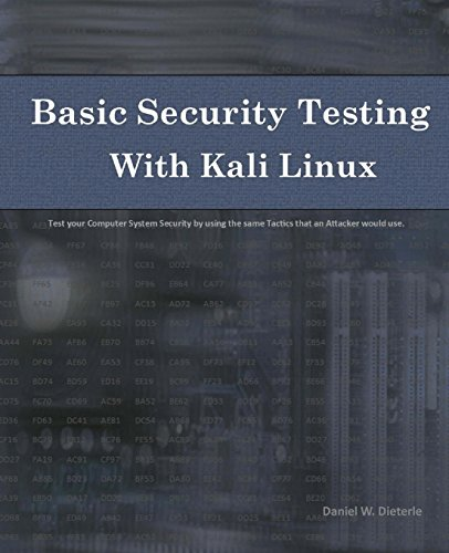 Basic Security Testing with Kali Linux - Dieter...
