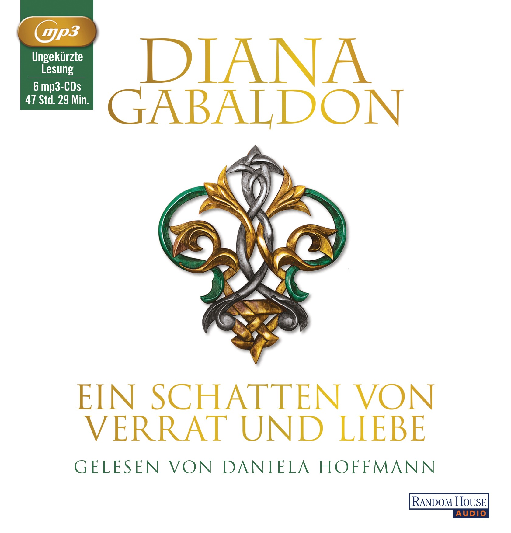 Ein Schatten von Verrat und Liebe - Diana Gabaldon [6 mp3 CDs]