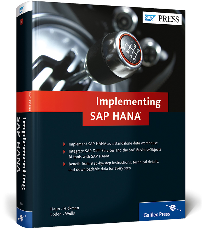 Implementing SAP HANA (SAP PRESS: englisch) - H...