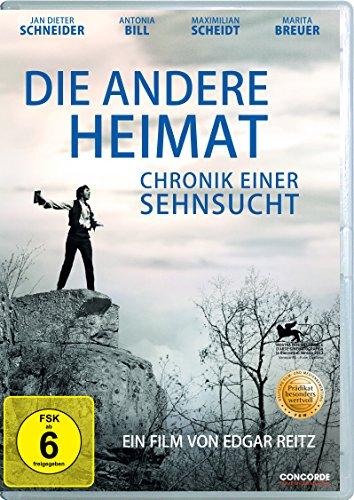 Die andere Heimat - Chronik einer Sehnsucht [2 DVDs]
