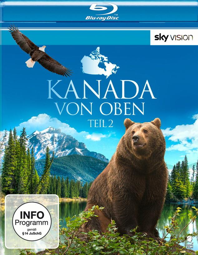 Kanada von oben - Teil 2