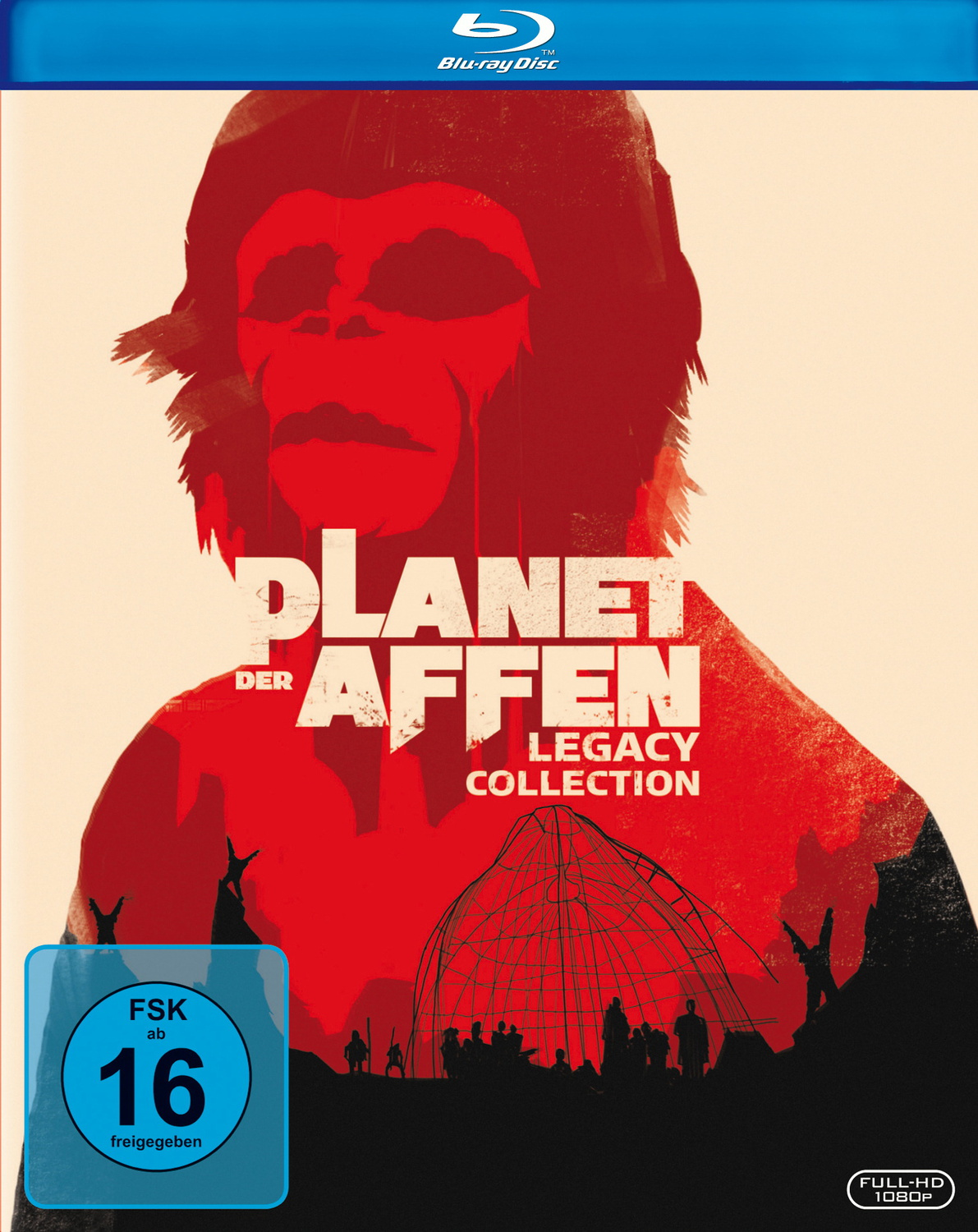 Planet der Affen [5 Discs, Legacy Collection]