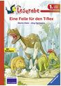 Leserabe: Eine Falle für den T-Rex - 1. Lesestufe - Martin Klein