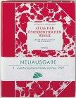 Atlas der österreichischen Weine (Wein - Atlanten) - Dähnhard, Wolfgang
