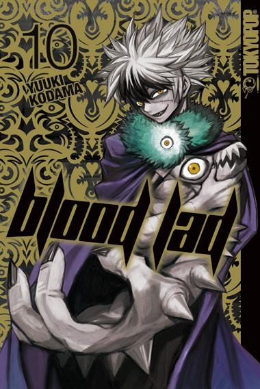 Blood Lad 10: Blood Communication - Kodama, Yuuki