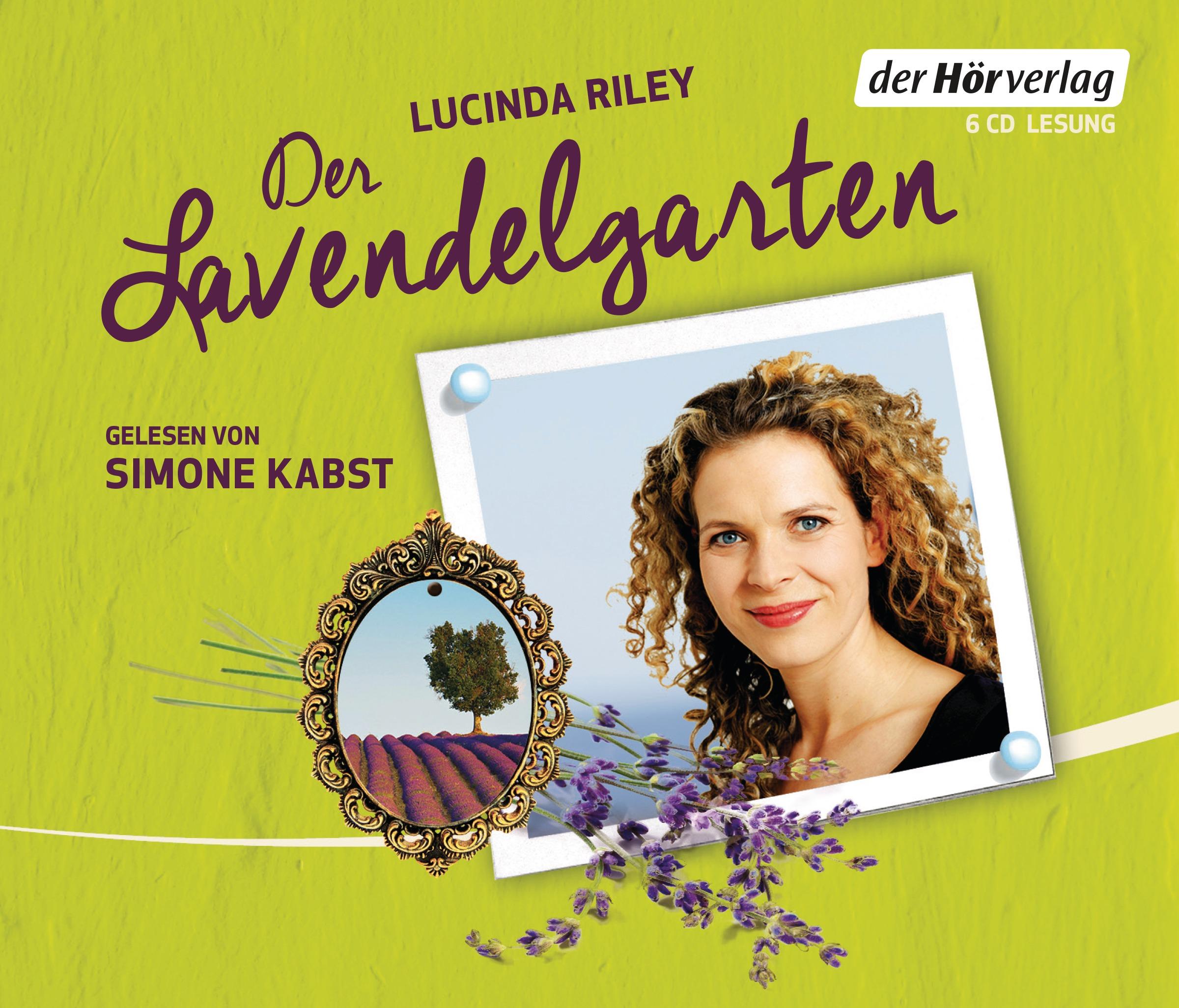 Der Lavendelgarten - Lucinda Riley [6 Audio CDs]