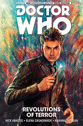 Doctor Who: The Tenth Doctor Vol.1 - Nick Abadzis [Hardcover]