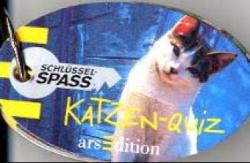 Schlüsselspass - Katzenquiz - Kathi Kappler