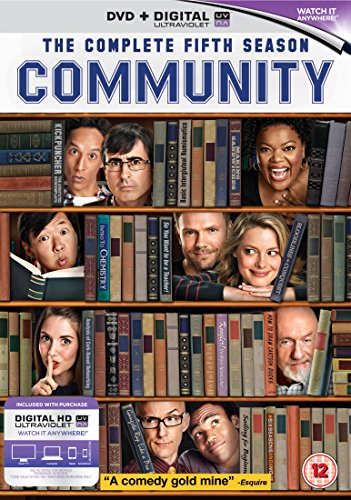 Community - Season 05 [UK Import, 2 DVDs]