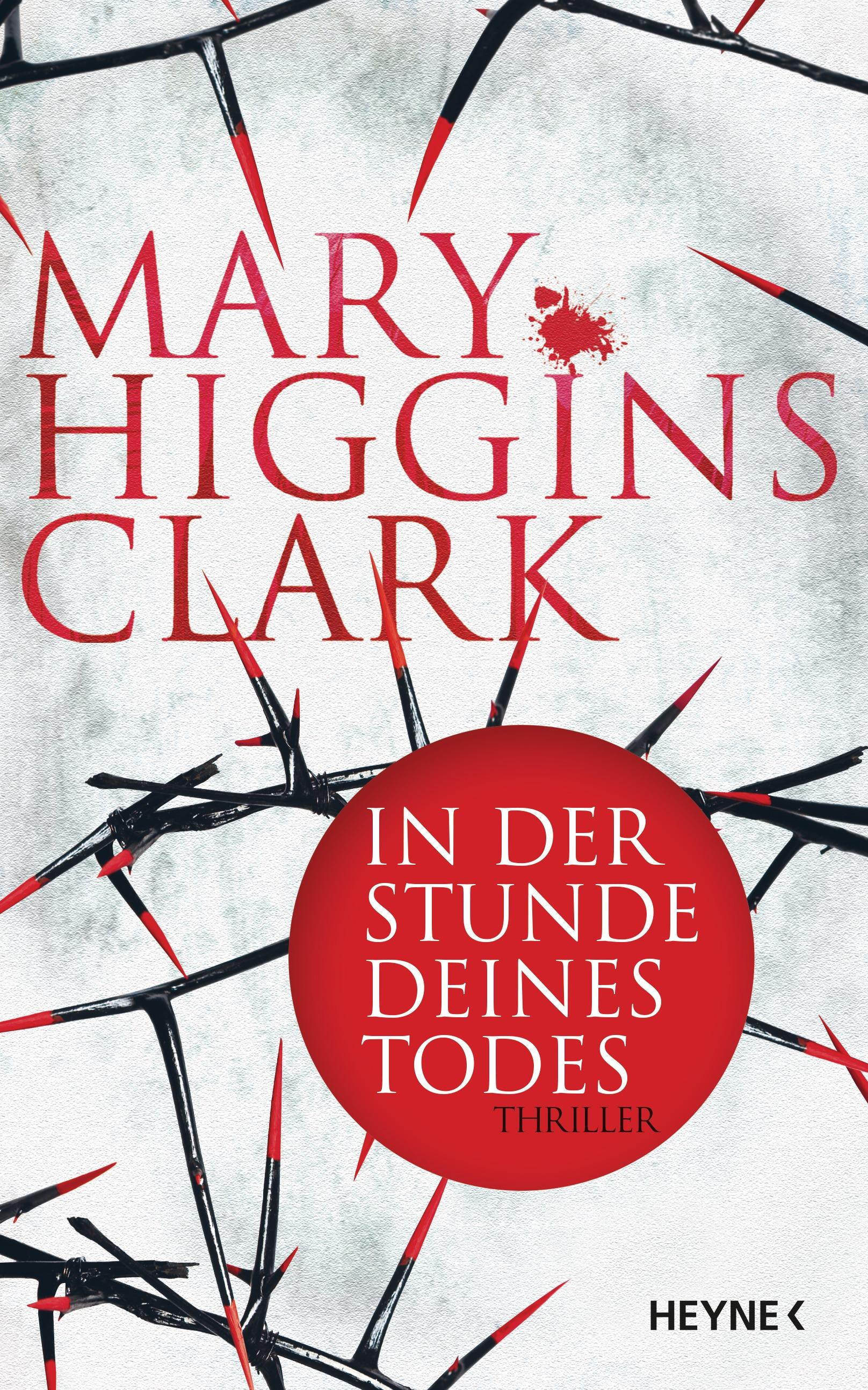 In der Stunde deines Todes - Mary Higgins Clark [Gebundene Ausgabe]
