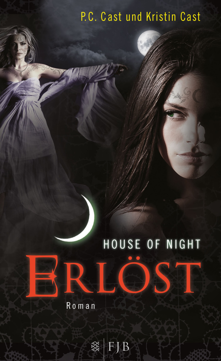 House of Night: Band 12 - Erlöst - P. C. Cast [Gebundene Ausgabe]