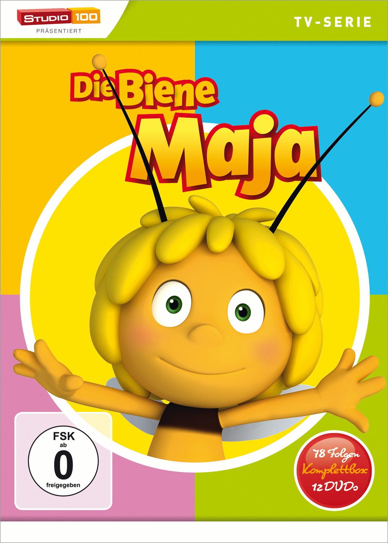 Die Biene Maja - Komplettbox [12 DVDs]