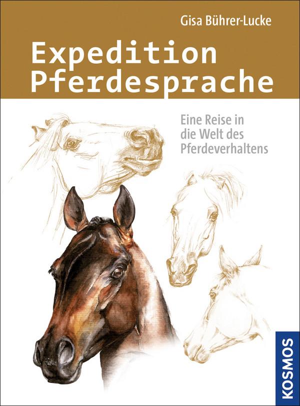 Expedition Pferdesprache: Eine Reise in die Welt des Pferdeverhaltens - Gisa Bührer-Lucke [Gebundene Ausgabe]