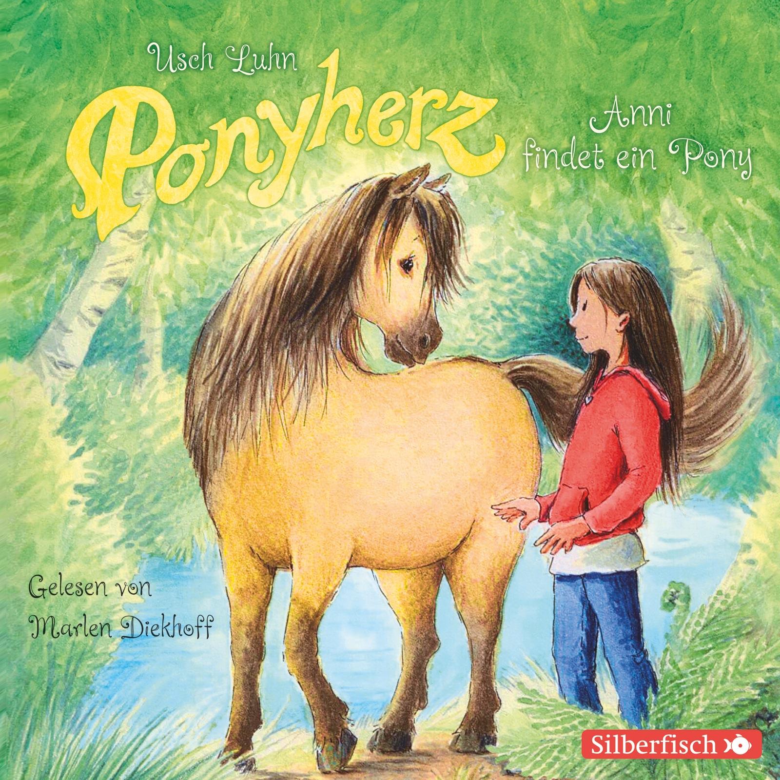 Ponyherz: Folge 1 - Anni findet ein Pony - Usch...