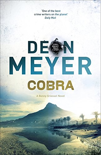 Cobra - Deon Meyer [Hardcover]