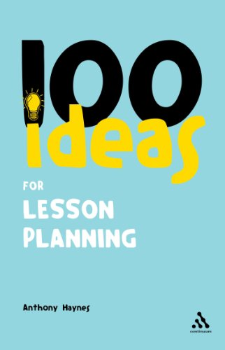 100 Ideas for Lesson Planning (Continuum One Hu...