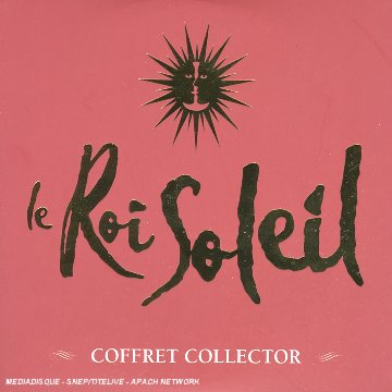 Musical [+Bonus Dvd] - Le Roi Soleil-Ltd.Edition