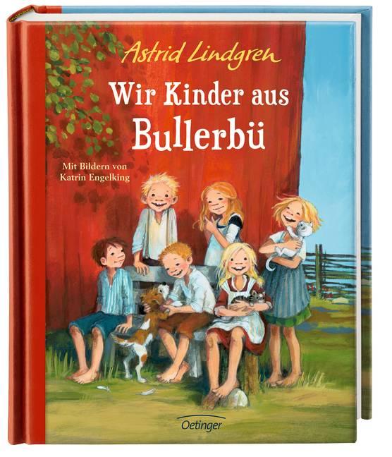 Wir Kinder aus Bullerbü (farbig) - Lindgren, Astrid