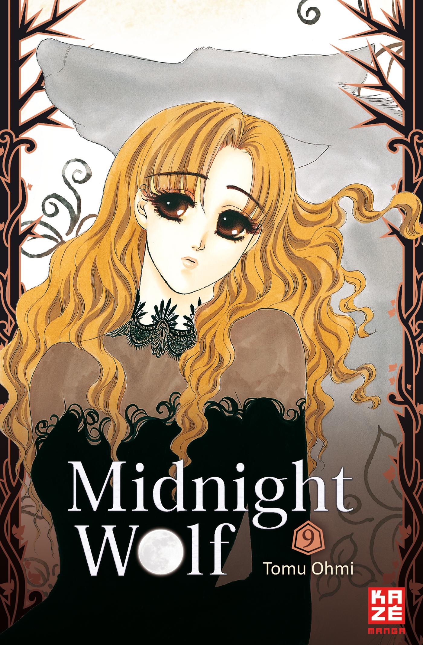 Midnight Wolf 09 - Ohmi, Tomu