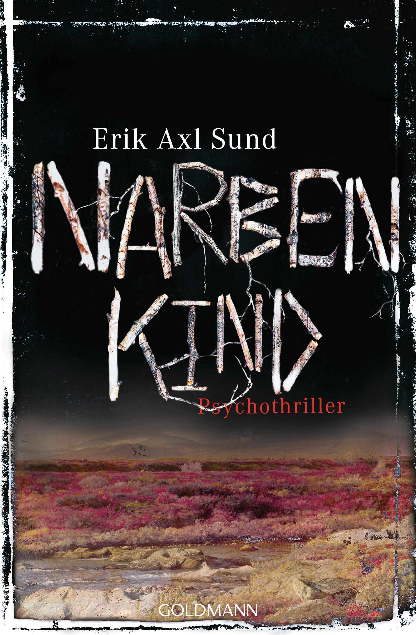 Narbenkind - Erik Axl Sund [Broschiert]