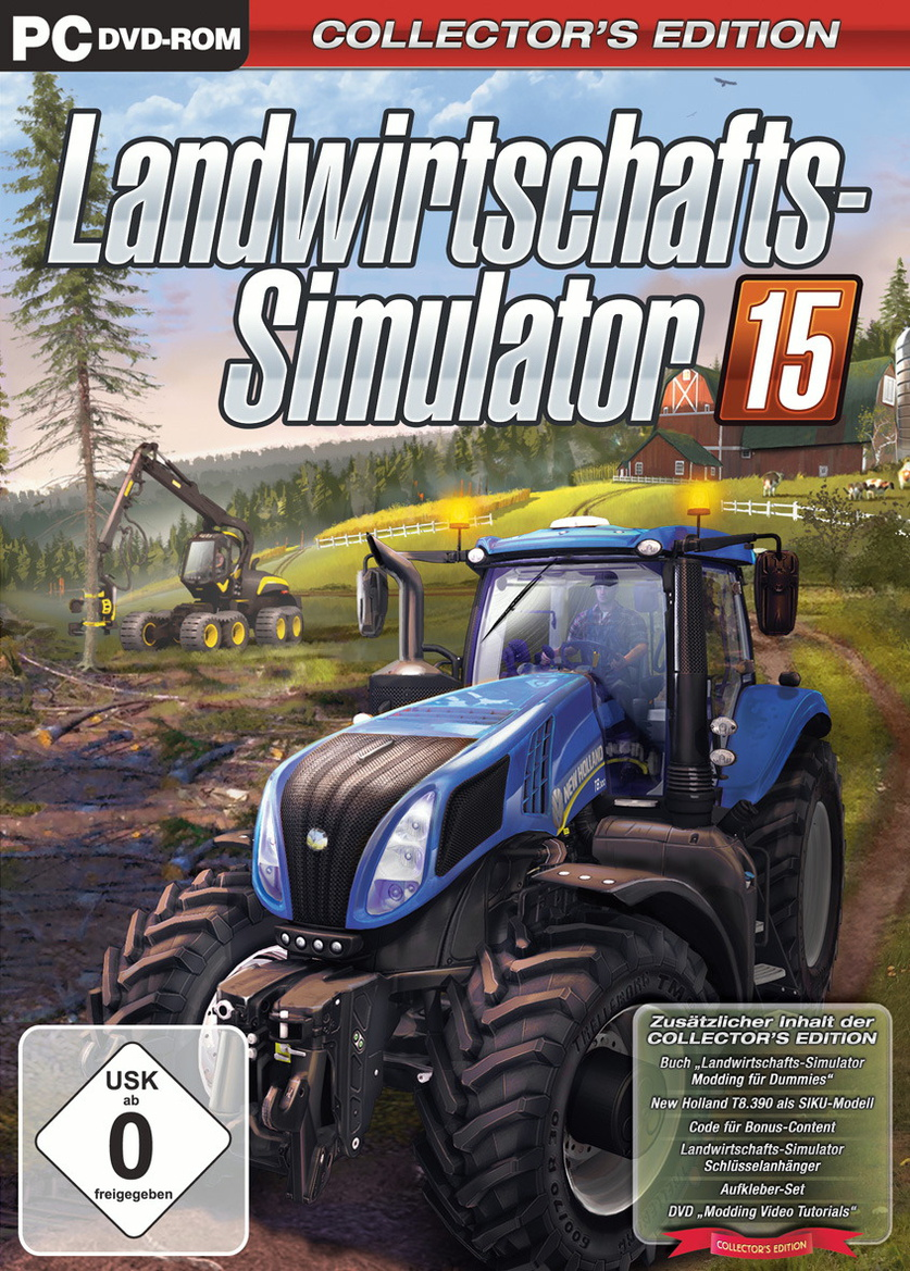 Landwirtschafts Simulator 2015 [Collector´s Edi...