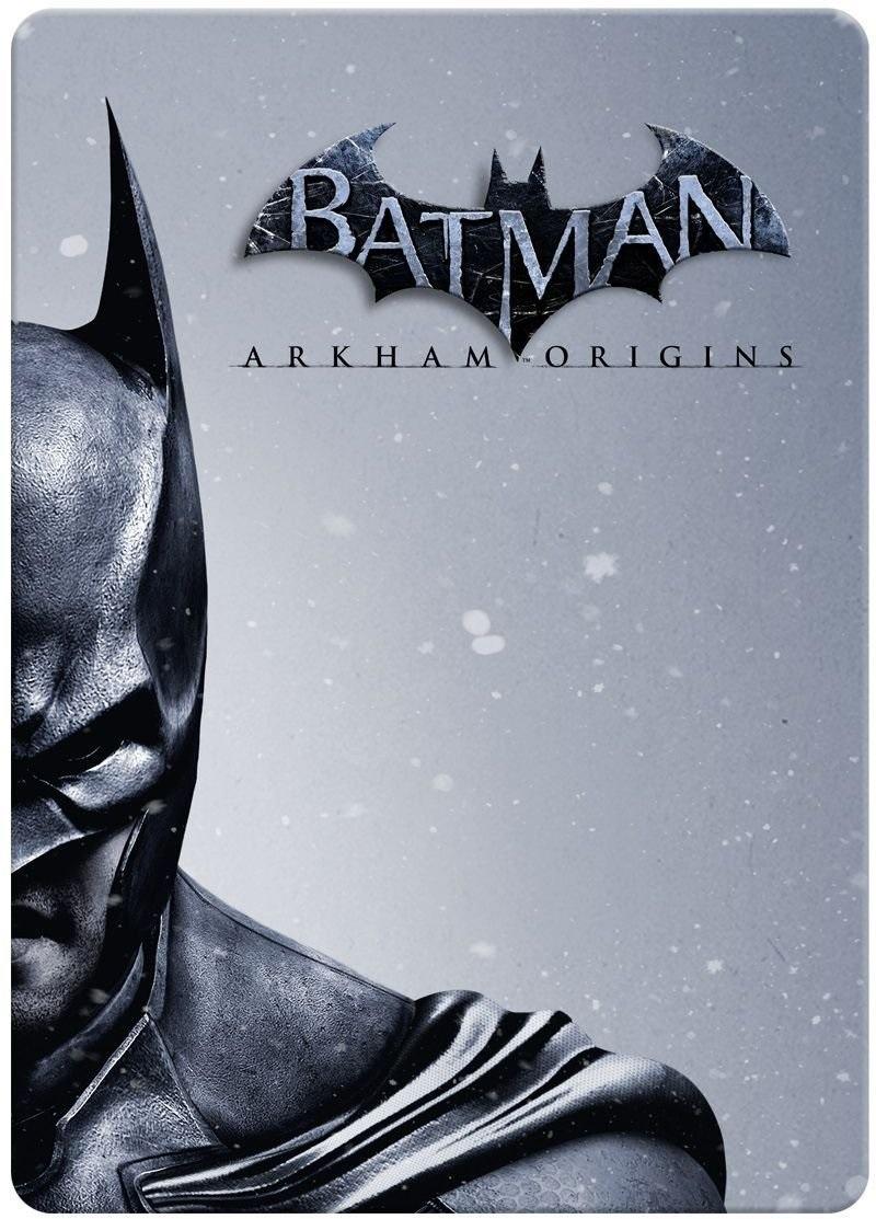 Batman: Arkham Origins [The Complete Edition, Steelbook]