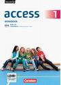 English G Access: Band 1 - Workbook mit Audio-CD & e-Workbook - Jennifer Seidl [Broschiert, inkl. 2 CDs & Heft]