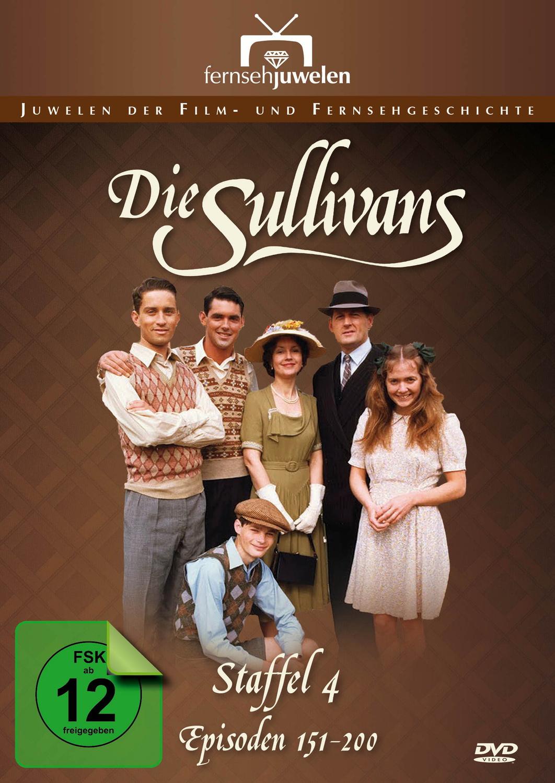 Die Sullivans - Staffel 4 (Folge 151-200) [Fernsehjuwelen, 7 DVDs]