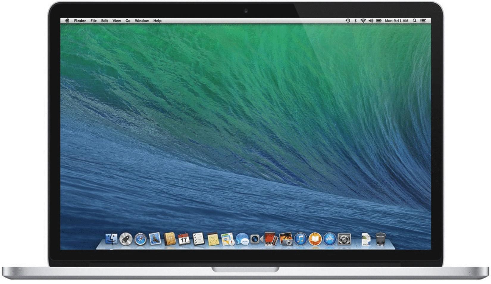 Apple MacBook Pro 15.4 (Retina Display) 2.2 GHz...