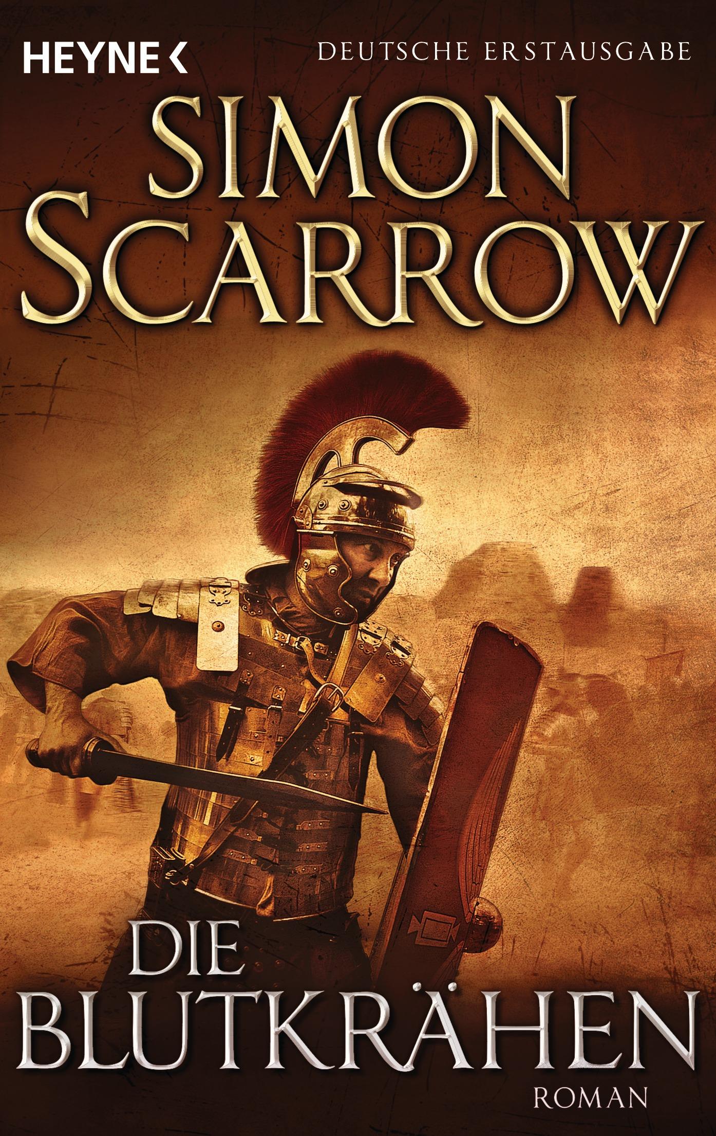 Die Blutkrähen - Simon Scarrow [Taschenbuch]