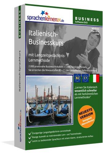 Italienisch-Businesskurs mit Langzeitgedächtnis...