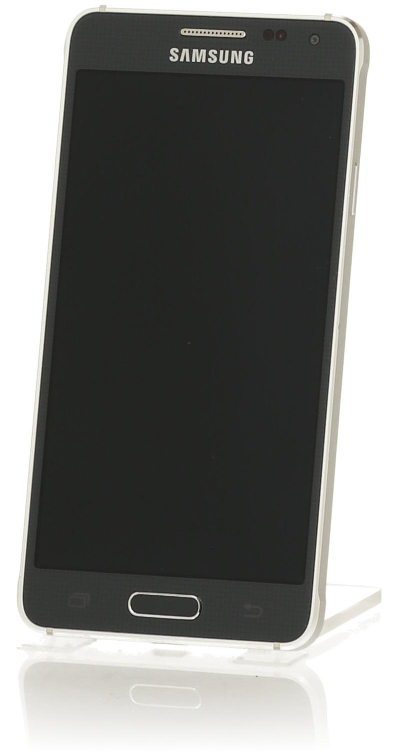 Samsung G850 Galaxy Alpha 32GB charcoal black