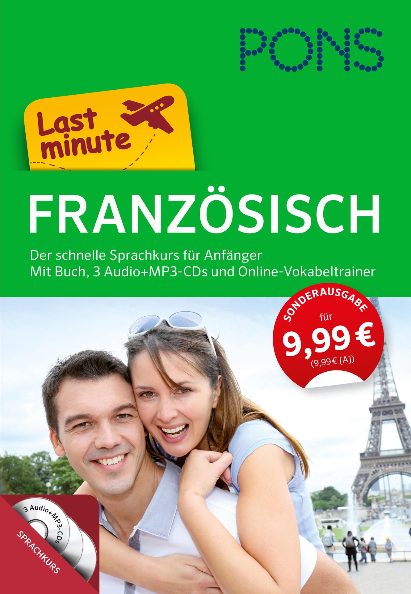 PONS Last minute Sprachkurs Französisch: Der sc...