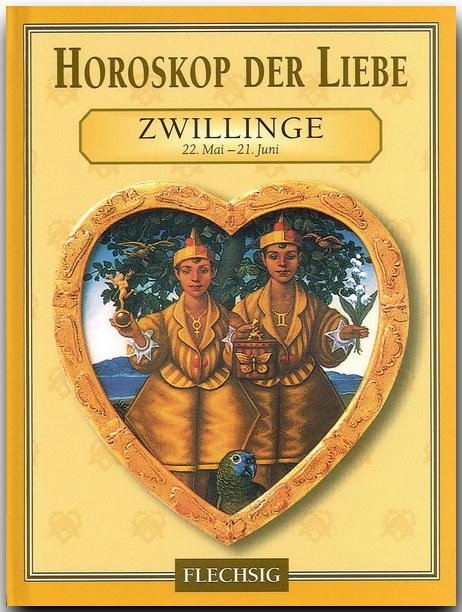 Horoskop der Liebe - ZWILLINGE - Ein kleines, b...