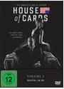 House of Cards - Die komplette zweite Season [4 DVDs]