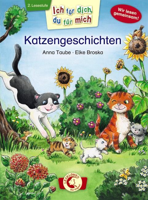 Katzengeschichten - Taube, Anna