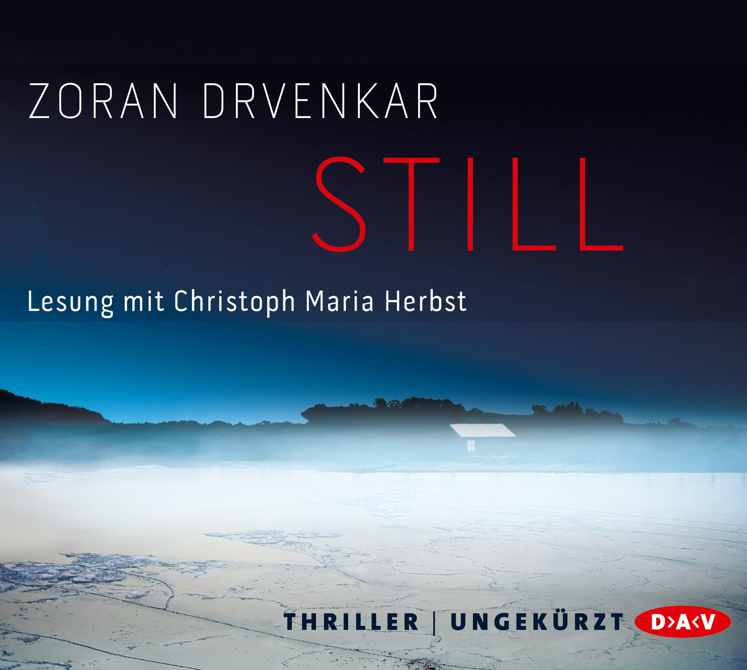 Still - Zoran Drvenkar [6 Audio CDs]