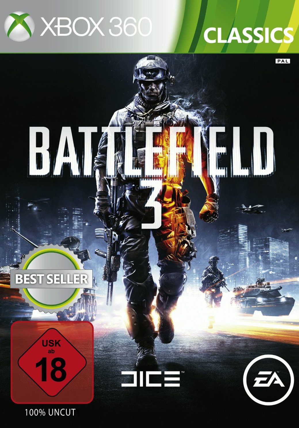 Battlefield 3 [Classics]