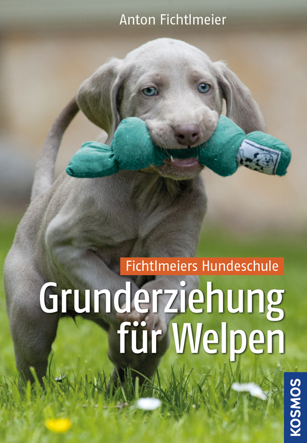 Grunderziehung für Welpen: Fichtlmeiers Hundeschule - Anton Fichtlmeier [Gebundene Ausgabe]