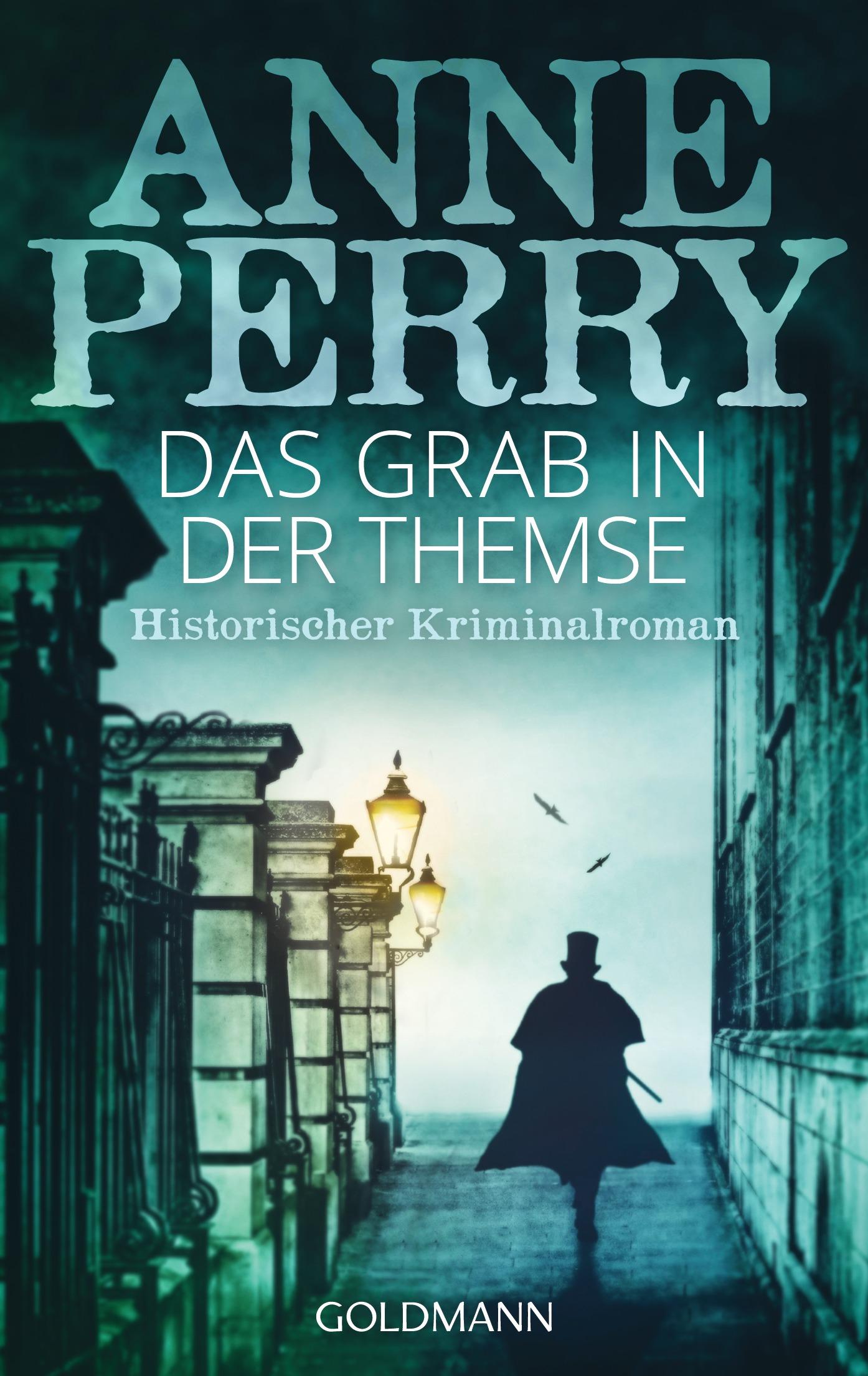 Das Grab in der Themse - Anne Perry [Taschenbuch]