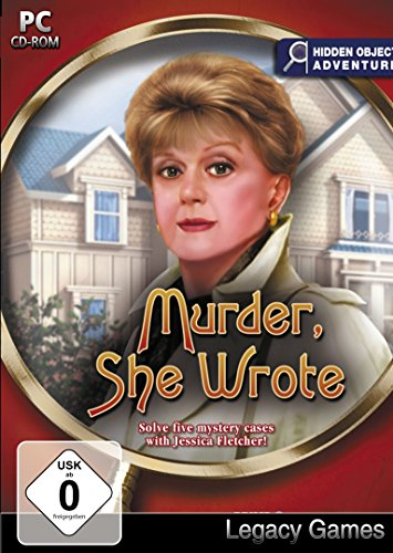 Murder she wrote [Legacy Games]