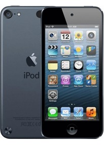 achat reconditionn apple ipod touch 5g 16 go gris sid ral rebuy fr. Black Bedroom Furniture Sets. Home Design Ideas