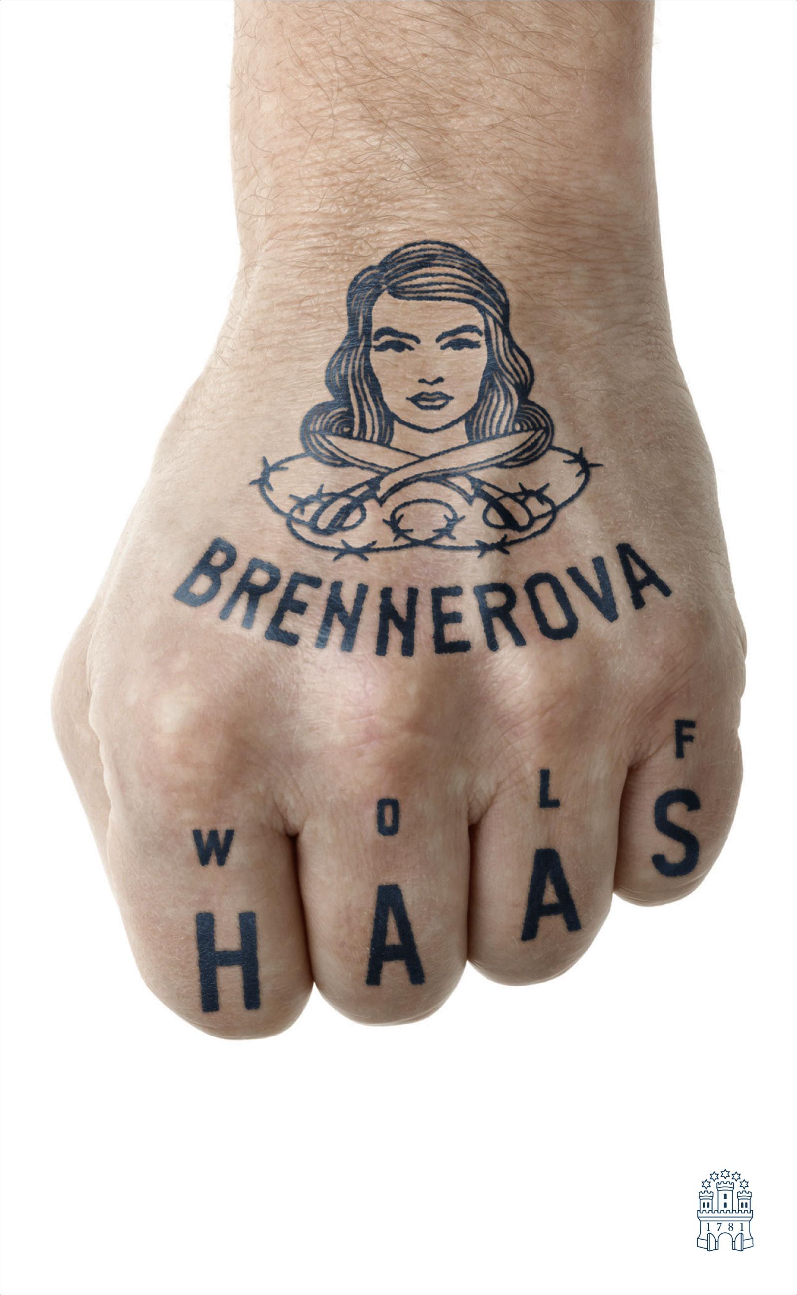 Brennerova - Wolf Haas [Gebundene Ausgabe]